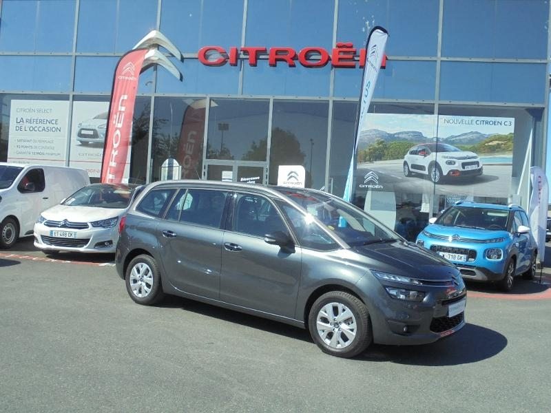 Photo 1 de l'offre de CITROEN Grand C4 Picasso e-HDi 115ch Intensive ETG6 à 15990€ chez Citroen Saint-Brieuc Savra