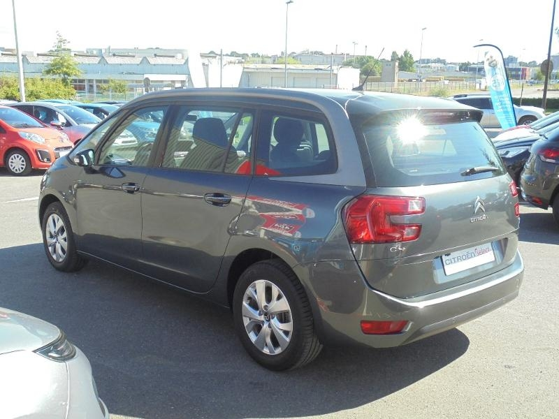 Photo 3 de l'offre de CITROEN Grand C4 Picasso e-HDi 115ch Intensive ETG6 à 15990€ chez Citroen Saint-Brieuc Savra