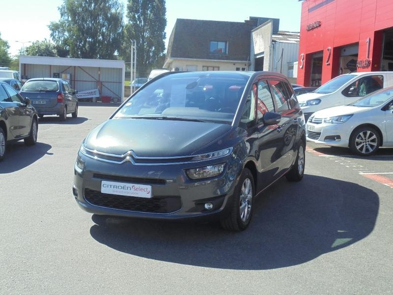 Photo 5 de l'offre de CITROEN Grand C4 Picasso e-HDi 115ch Intensive ETG6 à 15990€ chez Citroen Saint-Brieuc Savra