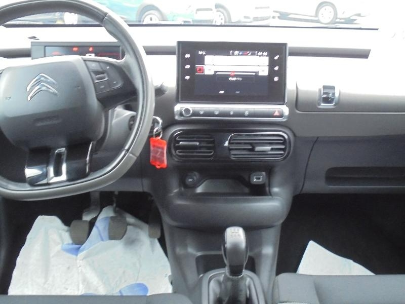 Photo 4 de l'offre de CITROEN C4 Cactus BlueHDi 100 Feel à 9490€ chez Citroen Saint-Brieuc Savra