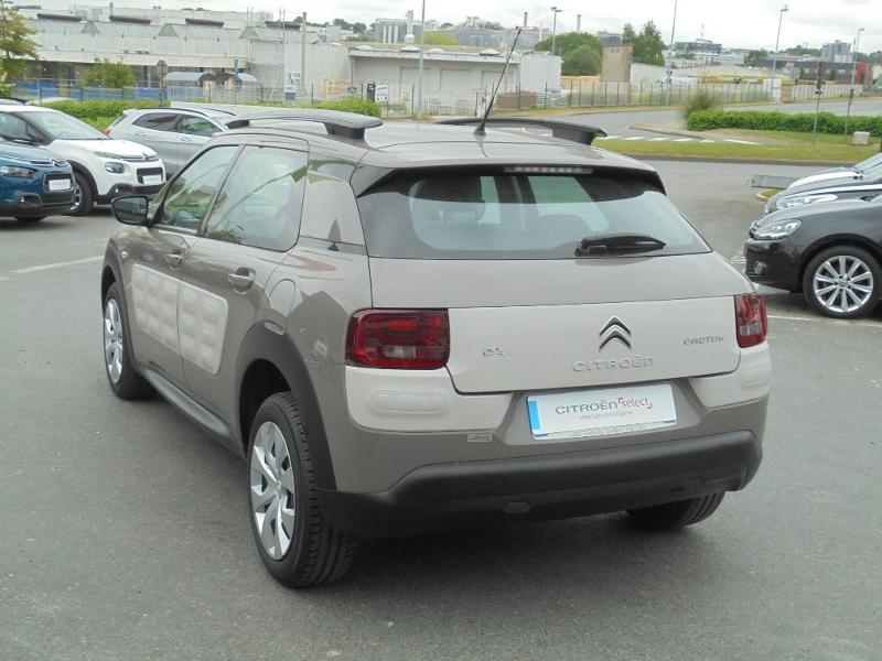 Photo 6 de l'offre de CITROEN C4 Cactus BlueHDi 100 Feel à 9490€ chez Citroen Saint-Brieuc Savra