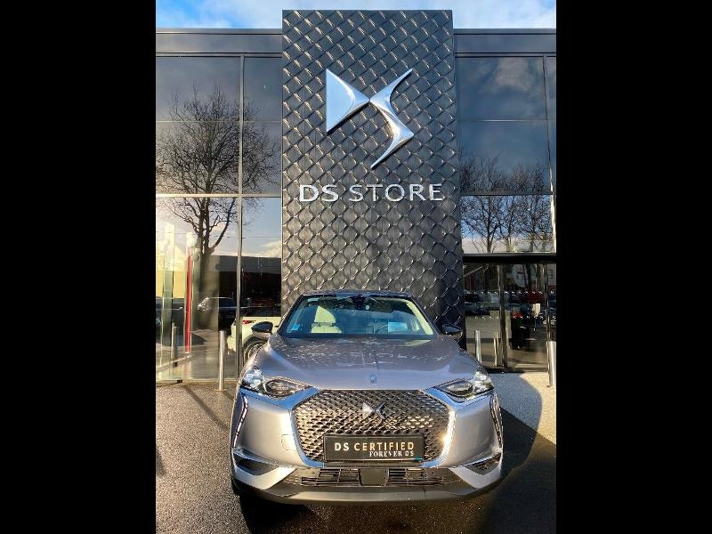 Ds DS 3 Crossback PureTech 130ch Grand Chic Automatique Essence Gris Artense Occasion à vendre
