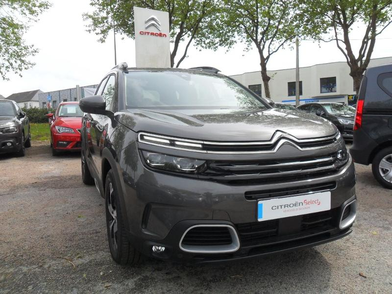Photo 1 de l'offre de CITROEN C5 Aircross PureTech 180ch S&S Shine EAT8 à 30790€ chez Citroen Saint-Brieuc Savra