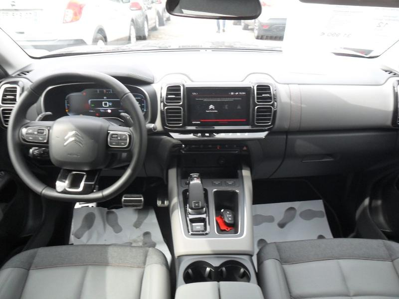 Photo 2 de l'offre de CITROEN C5 Aircross PureTech 180ch S&S Shine EAT8 à 30790€ chez Citroen Saint-Brieuc Savra