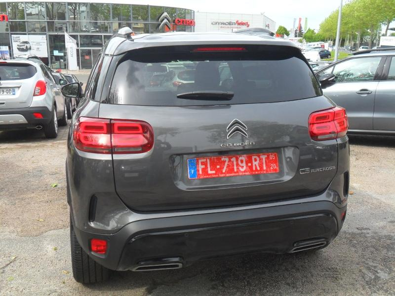 Photo 4 de l'offre de CITROEN C5 Aircross PureTech 180ch S&S Shine EAT8 à 30790€ chez Citroen Saint-Brieuc Savra