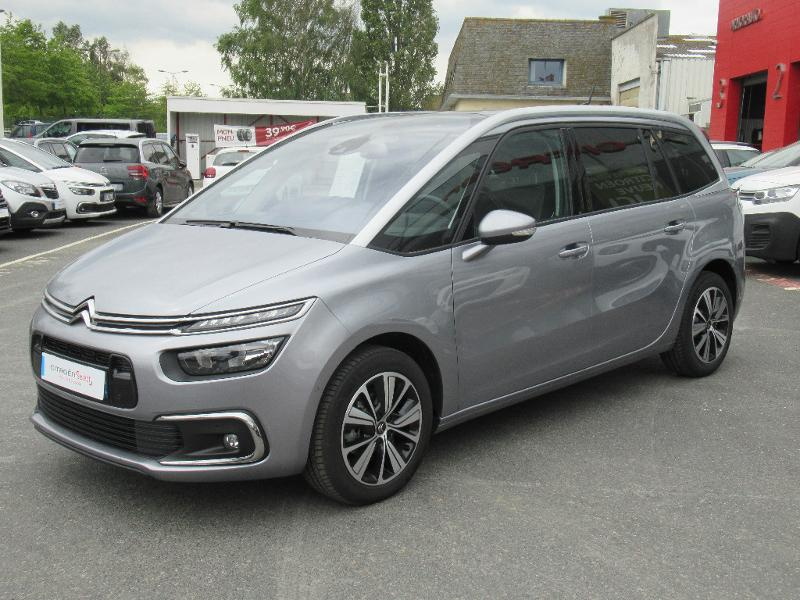 Photo 2 de l'offre de CITROEN Grand C4 SpaceTourer PureTech 130ch S&S Shine à 23990€ chez Citroen Saint-Brieuc Savra
