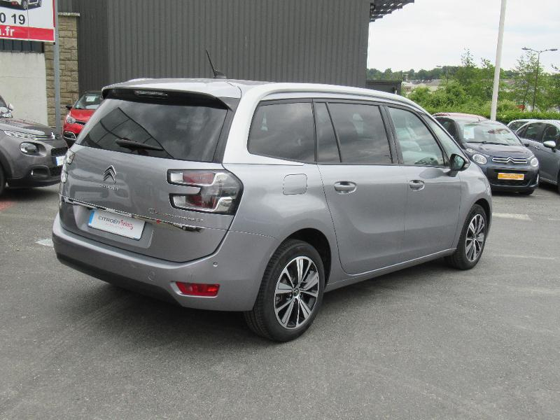 Photo 3 de l'offre de CITROEN Grand C4 SpaceTourer PureTech 130ch S&S Shine à 23990€ chez Citroen Saint-Brieuc Savra
