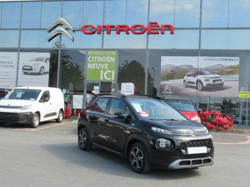 Citroen C3 Aircross PureTech 82ch Feel Essence Noir Occasion à vendre